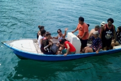 fishing-snorkeling-koh-chang-klong-son-party-on-the-beach-3
